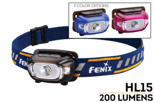 Fenix HL15 LED Headlamp 1