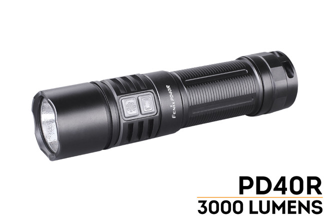 Fenix PD40R LED Flashlight