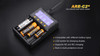Fenix ARE-C2+ Four Channel Smart Battery Charger overview2