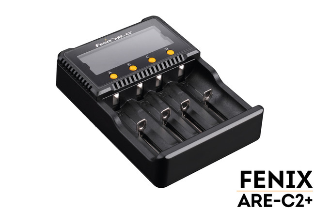 fenix are c2 four channel smart battery charger fenix store. Black Bedroom Furniture Sets. Home Design Ideas