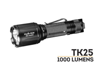 Fenix TK25 LED Tactical Flashlight