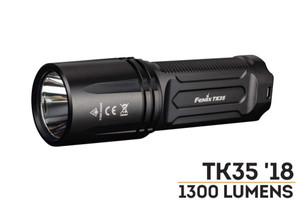 Fenix TK35 LED Flashlight - 2018 Edition