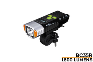 Fenix BC35R Rechargeable Bike Light 1800 Lumens