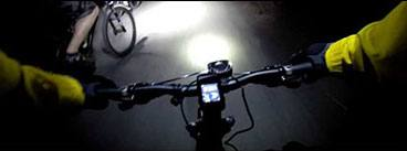 Bike Lights and Gear
