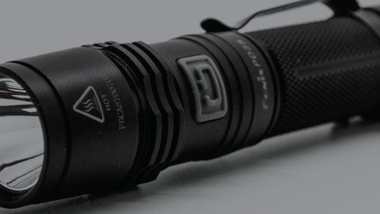 Fenix PD Flashlights
