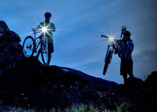 Lights for Cyclists