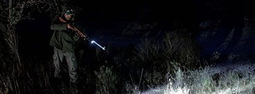 Hunting Flashlights, Headlamps, and Lanterns