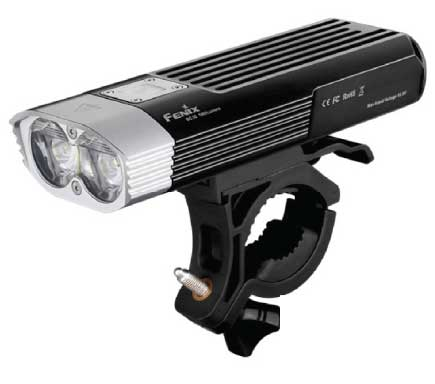 Rugged LED Bike Lights