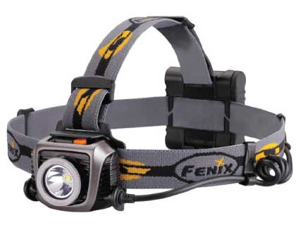 The World's Brightest Headlamps