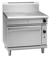 Waldorf 800 Series RN8110GC Gas Target Top Convection Oven Range