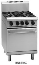 RN8410G 4 Burner Gas Cook Top Gas Range Static