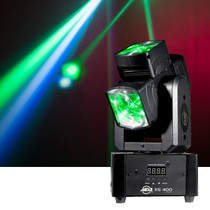 ADJ XS 400 AXIS LED Moving Head RGBW