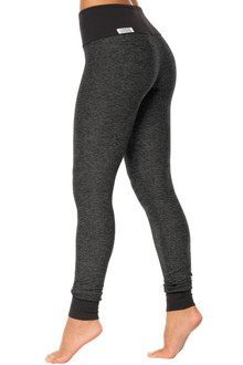 Butter High Waist Cuff Leggings