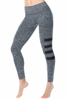 ReTrack 7/8 Leggings - Dark Gray - FINAL SALE- XS/S