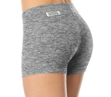 Mini Band Shorts - Butter