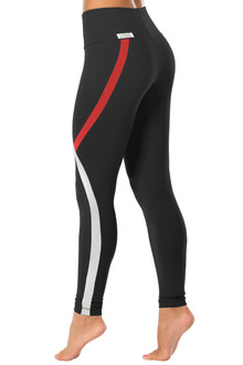 Metropolis High Waist Leggings