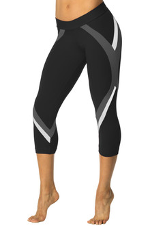 Mini Band Win 3/4 Leggings - Supplex