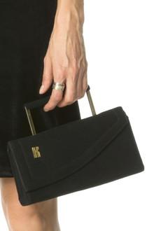 """""""K""""  Vintage Silk Blend Evening Bag (One Of A Kind)"""