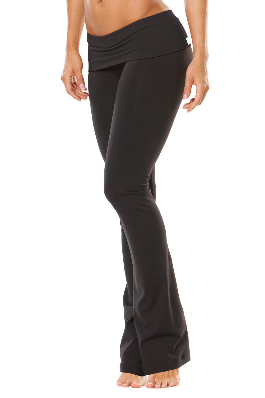 243af8b8d3361 Rolldown Pants- bootleg - BLACK ON BLACK - FINAL SALE - SMALL - 36 ...