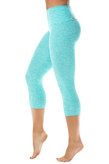 Butter High Waist 3/4 Leggings
