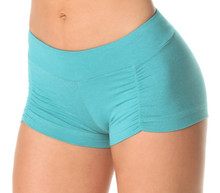 Butter Kala Gather Front Mini Band Shorts - Custom