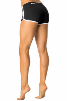 Retro Shorts - Supplex w/ Supplex Piping