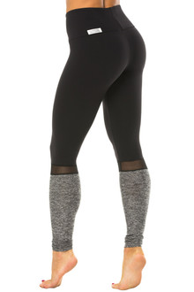 Salia High Waist Supplex/Mesh/Butter Leggings