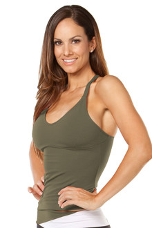 Army Racer Doll Top - READY