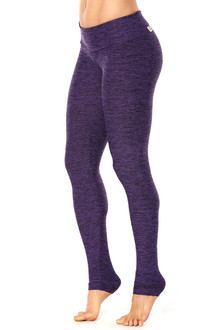 Butter PURPLE Sport Band Leggings - FINAL SALE - XS (1 AVAILABLE)