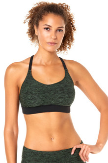Butter Lux Bra w/ Supplex Contrast