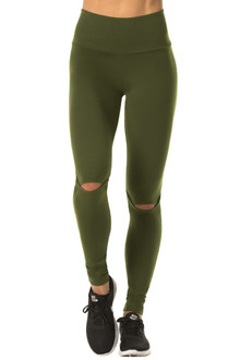 Striker High Waist Leggings