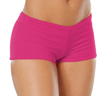 "Lowrise Double Layer Boy Shorts - FINAL SALE - BERRY - SMALL - 1.75"" INSEAM (1 AVAILABLE)"