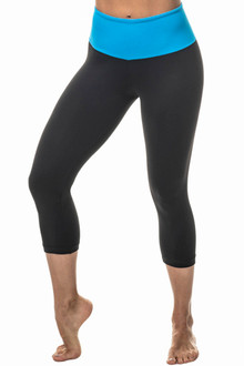 JNL - Shaping Waistband 3/4 Leggings