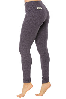 Double Weight Butter High Waist Leggings FINAL SALE - BUTTER  STONE  - XSMALL (1 AVAILABLE)