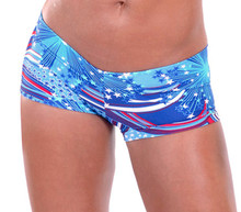 "JNL - Ivy Patriot Shorts - FINAL SALE - SMALL - 2"" INSEAM (1 AVAILABLE)"