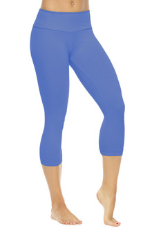 Sport Band 3/4 Leggings - MALIBU - FINAL SALE