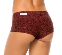 Double Weight Butter Buti Lowrise Mini Shorts  - custom