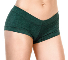 Double Weight Butter Buti Lowrise Mini Shorts -D