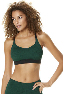 Double Weight Butter Lux Bra w/ Supplex Contrast