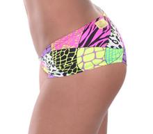 JNL - South Beach Athletic Bikini- SHORTS - SMALL -(1 AVAILABLE)