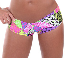 JNL - South Beach Athletic Bikini- SHORTS - SMALL -(1 AVAILABLE)