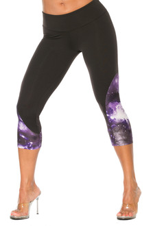 JNL - Cosmo 3/4 Leggings FINAL SALE MEDIUM (1 AVAILABLE)