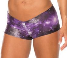 "JNL - Star Shorts- FINAL SALE- MEDIUM 1.5"" INSEAM (1 AVAILABLE )"