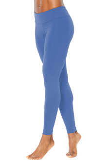 Sport Band Leggings - Malibu - FINAL SALE