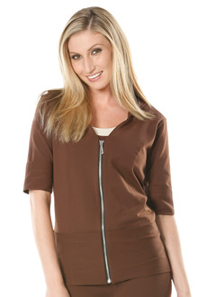 5-Pocket Jacket - Chocolate - FINAL SALE - M