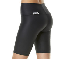 Cobra Bike Shorts High Waist- Wet