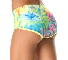 Retro Shorts - Color-Foria Print