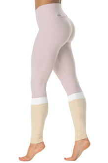 HIgh Waist Salia Leggings - Triple Butter