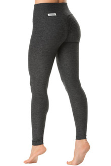Bambola Scrunch Back High Waist Leggings - Butter