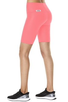 High Waist Cobra Shorts- Supplex